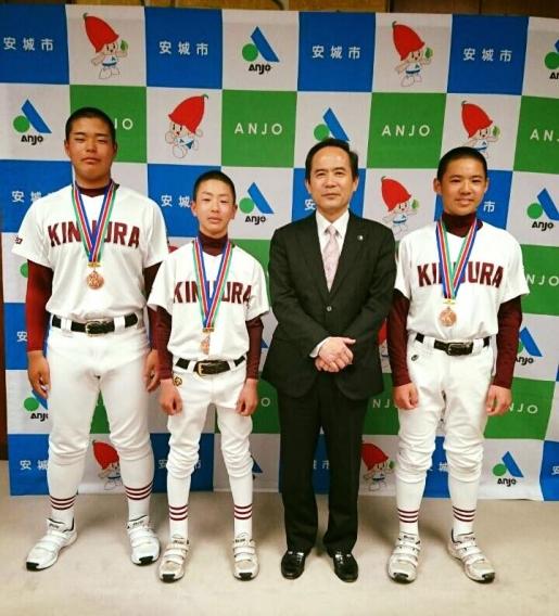 安城リトルOB(第26期生) 第22回 日本リトルシニア全国選抜大会へ出場!