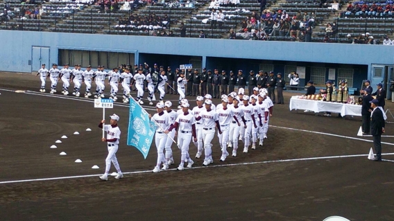 第22回 日本リトルシニア全国選抜野球大会 開会式
