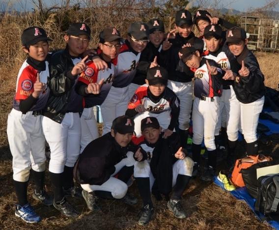 愛知県知事杯大会優勝‼